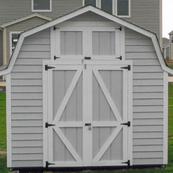 Country Squire Wood Shed