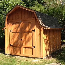 Ranchero Wood Shed