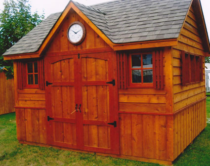 Wood Shed 02